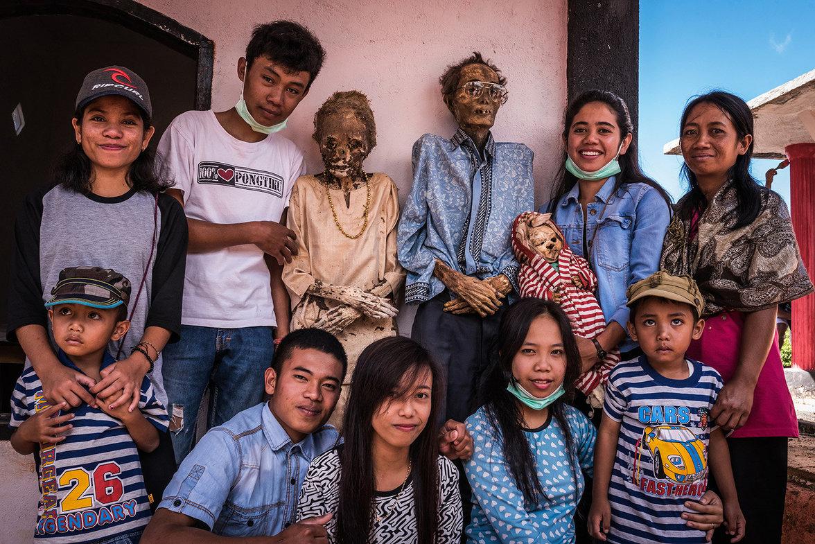 Na'Mene Gruppenfoto