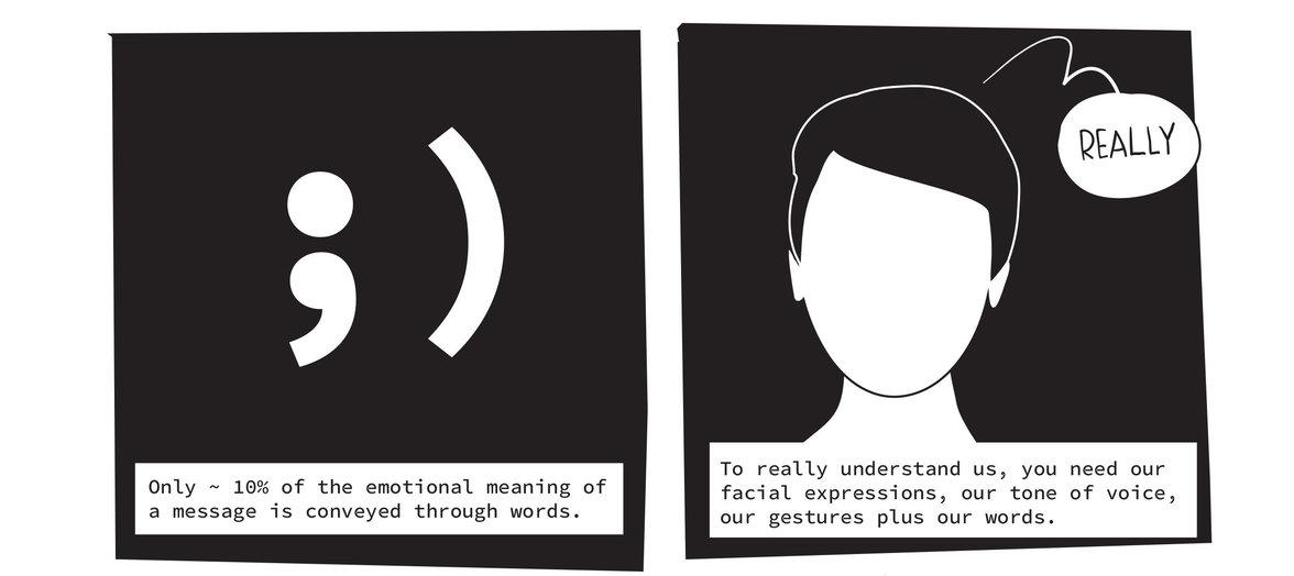KI Comic Gefühle