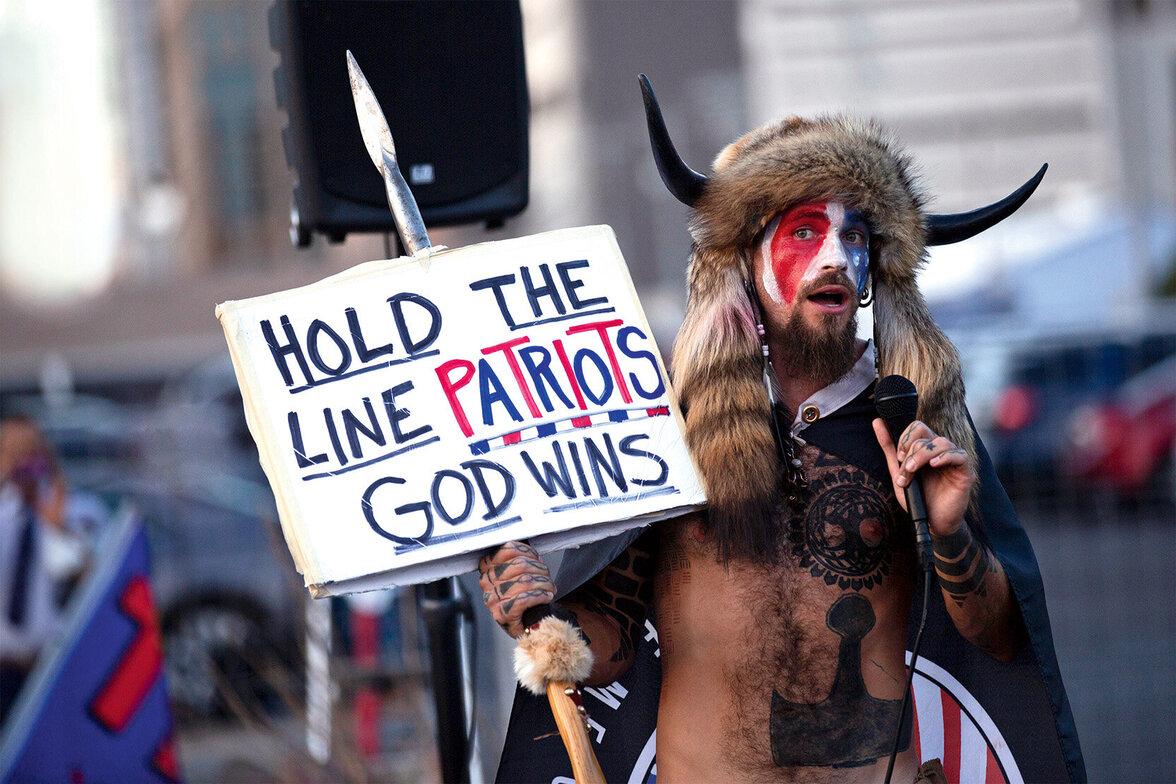 Trump Supporter (Foto: AP Photo/Dario Lopez-MIll/picture alliance)