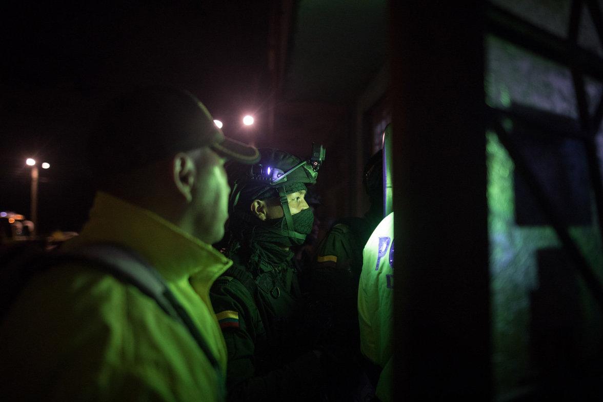 Polizeieinsatz gegen Tierschmuggler