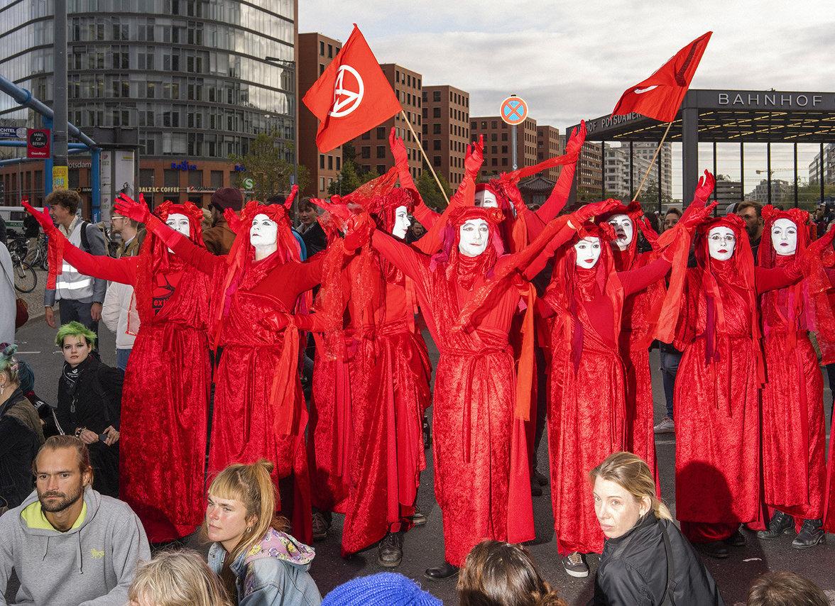 Red Rebel Brigade