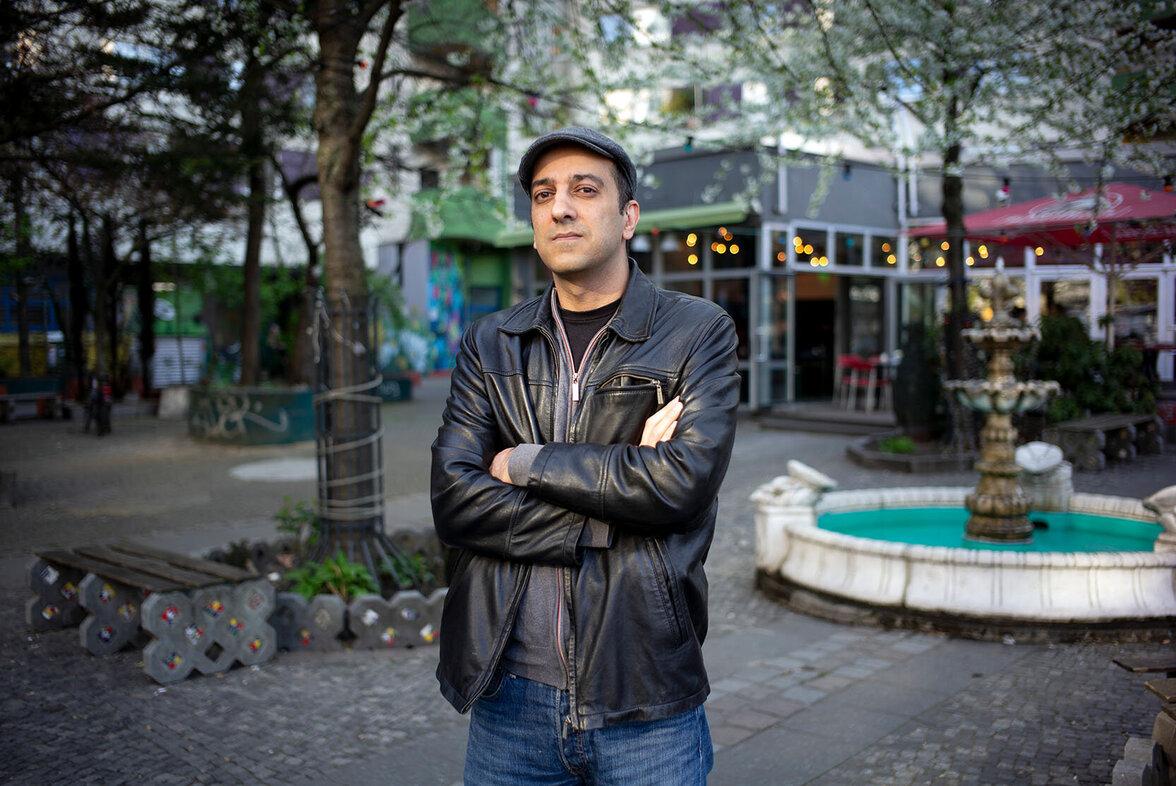 Rouzbeh Taheri (Foto:  Andreas Pein/laif)