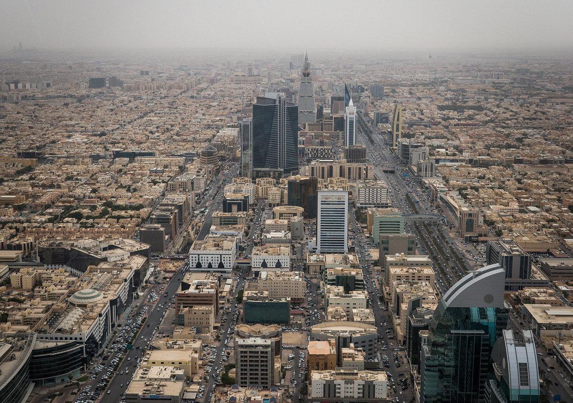 Riad in Saudi Arabien (Foto: Florian Guckelsberger)
