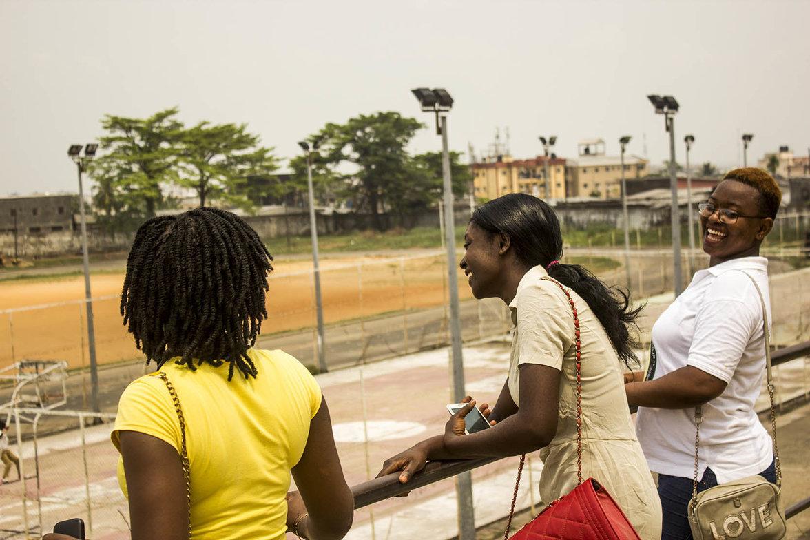 Kamerun, Frauentag, Uni