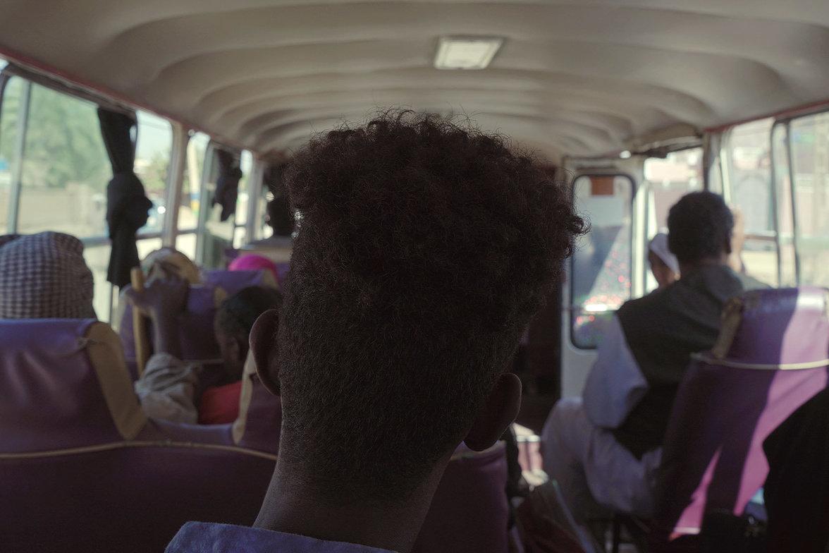 Sudan, Flucht, Folter, Jugend
