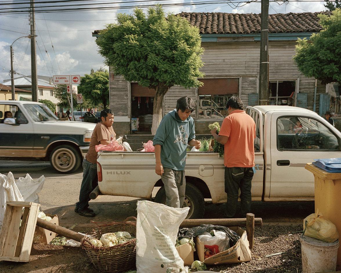 Landwirte der Mapuche