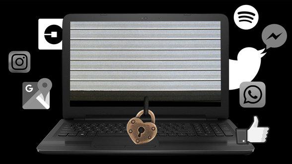 Datensicherheit im Netz