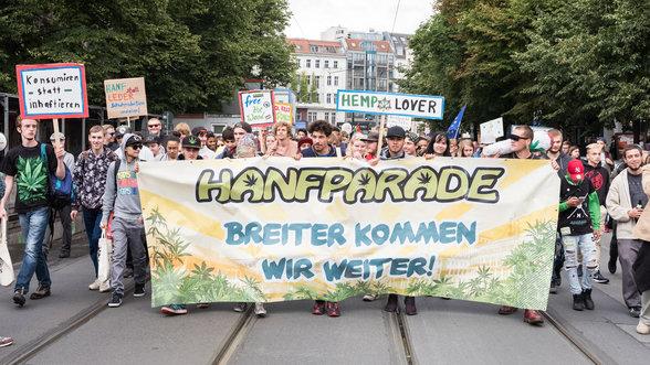 Hanfparade 2017