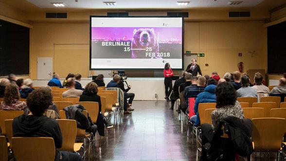 Berlinale-Filmvorführung in der JVA Tegel