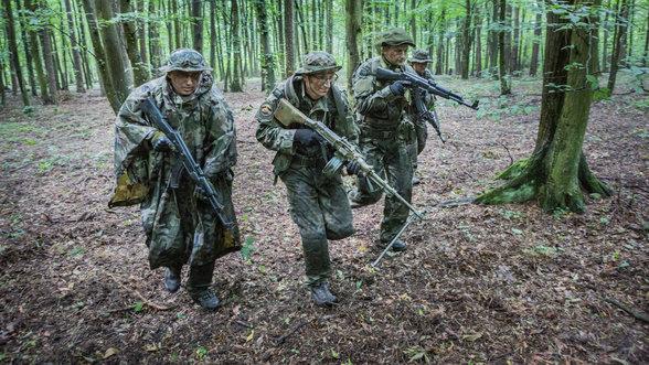 Paramilitärs in Polen