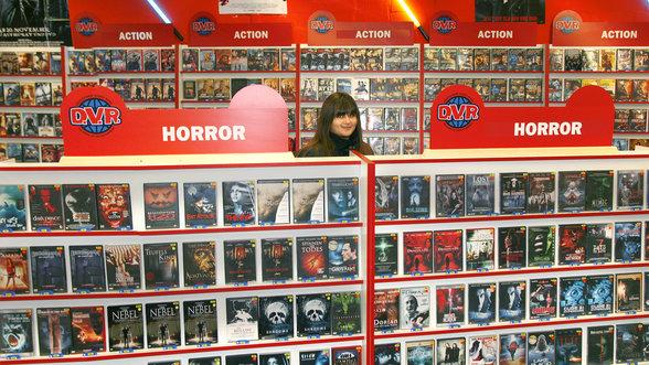 Horror Fun in der Videothek