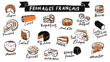Franzosen Und Ihr Essen