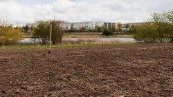 """Das Projekt """"Weltacker"""" auf der Internationalen Gartenausstellung in Berlin"""