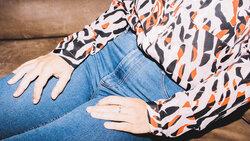 Highwaist Jeans, Aua