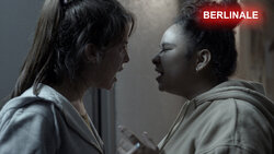 """Melody Despont Marin und Kassia Da Costa in """"La Mif"""""""