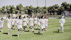 Frauen Nationalmannschaft Palästina