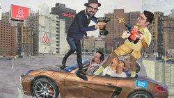 Zwei Autoren streiten über Vor- und Nachteile der Sharing Economy