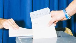 Stimmzettel, Wahl