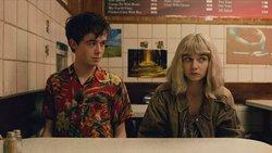 "Szene aus der Netflix-Serie ""The End of the F***ing World"""