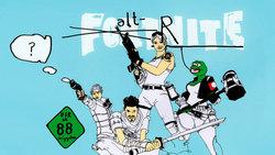 Fortnite Illustration
