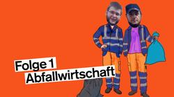 Wie arbeitet ein Müllmann in Deutschland?