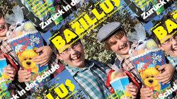 """Schülerzeitung """"Bazillus"""""""