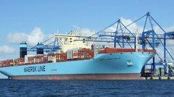 "Nach dem C2C-Prinzip gebaut: Das Triple-E-Class-Containerschiff  ""Mærsk Mc-Kinney Møller"""
