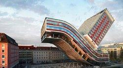 Architekten, die den Erfolg wollen, müssen arbeiten dass sich die Balken biegen
