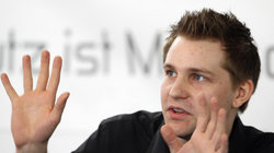 Max Schrems, Student aus Österreich, der Facebook verklagt hat