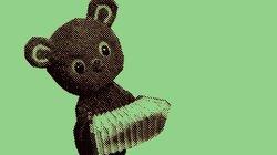 Russe zum Knuddeln: Mischka, der Bär aus dem DDR-Kinderfersehen