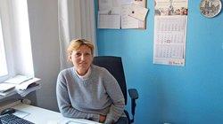 Bekommt Anrufe aus aller Welt: Tatjana Michalak von der russischsprachigen Telefonseelsorge