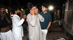 Inmitten von feiernden Familien in der Nähe eines Spielplatzes hatte sich ein Taliban-Kämpfer am Ostersonntag in einem Park in Lahore in die Luft gesprengt. Unter den 72 Getöteten waren 35 Kinder