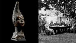 Idia / Kolonialverwalter in Nigeria