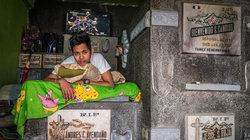 Schlafplatz im Mausoleum