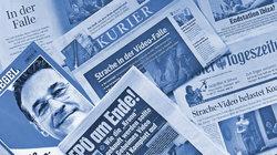 Zeitungscover zum Strache Video (Foto: picture-alliance / dpa)