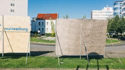 Wahlplakate, Rostock