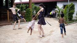 Waisenhaus, Kambodscha, Tourismus