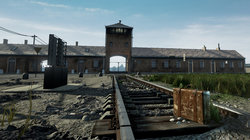 "Screenshot aus ""Witness: Auschwitz"""