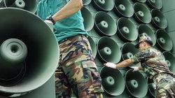 Lautsprecher in Nordkorea