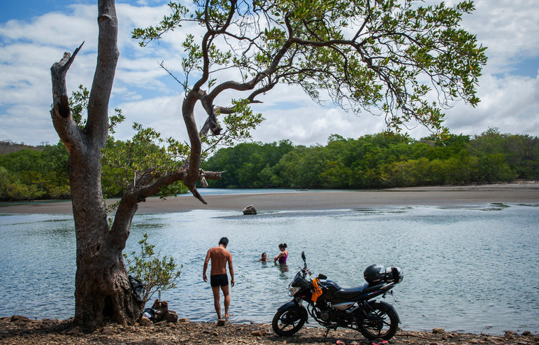 Nicaragua See (Foto: Alex Garcia/ReduxRedux/laif)