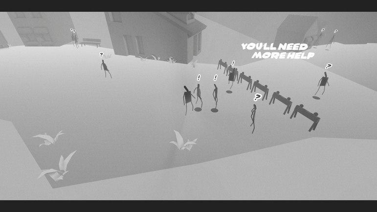 "Szene aus dem Spiel ""Catalyst"""