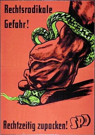 1953 waren in der Bundesrepublik noch viele Nazis in führenden Positionen – auch das sorgte für Ängste