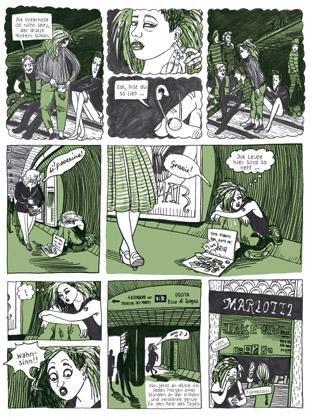 """Ulli Lust: """"Heute ist der letzte Tag vom Rest deines Lebens""""; Avant, Berlin 2009, 464 Seiten, 29,95 Euro (Foto: Avant-Verlag)"""