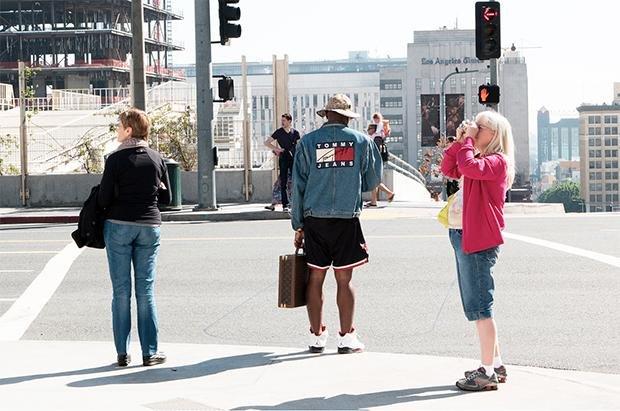 Mode – ein Laster der Frauen? In diesem Fall eher nicht (Foto: Christian Werner)