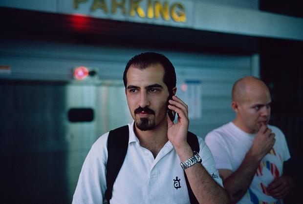 Bassel Khartabil im Jahr 2010 in Korea. Da konnte er sich noch frei bewegen und sogar ins Ausland reisen. 2012 wurde er dann verhaftet, seither mehrmals umverlegt und im Oktober 2015 an einen unbekannten Ort gebracht (Christopher Lee Adams / wikimedia / CC0)