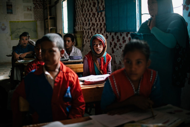 Lager Smara Provinz Tindouf/Algerien