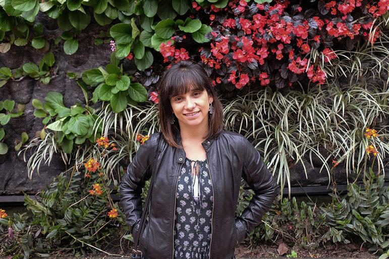 Diana Gómez (Foto: Ralf Pauli)