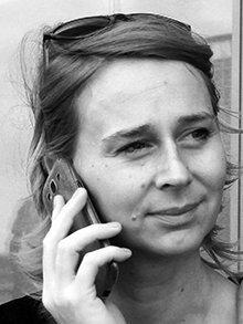 Doris Akrap (über die wir auch berichteten)