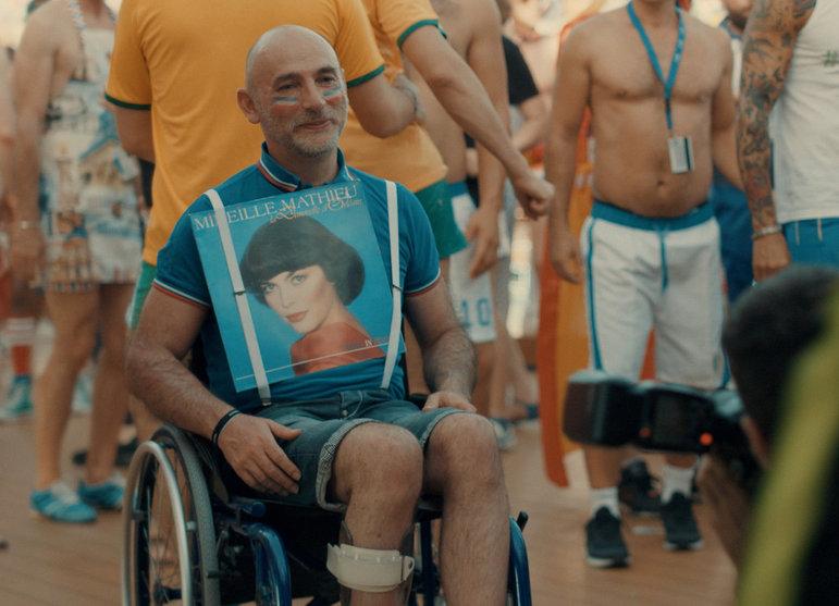 """Szene aus der Doku """"Dream Boat"""", die auf der Berlinale 2017 Premiere feiert"""