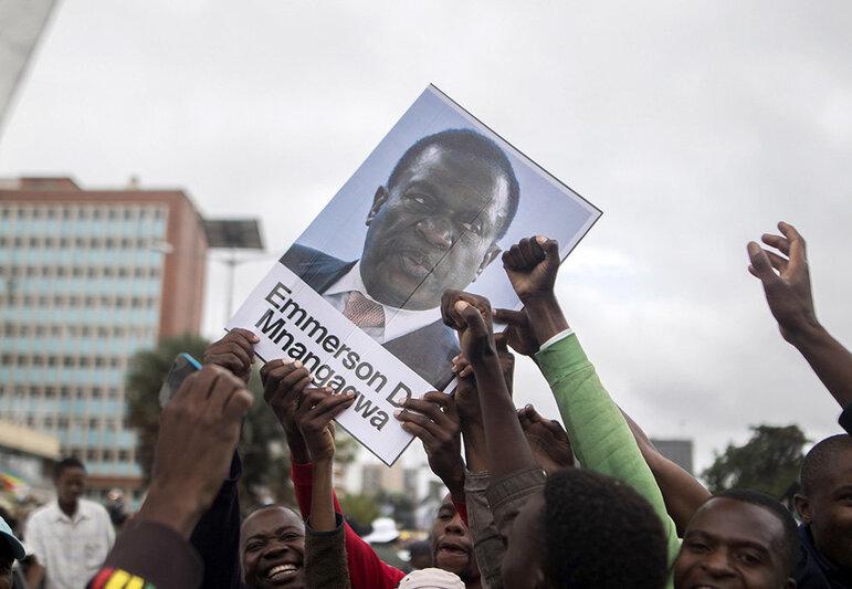 Militärputsch in Simbabwe